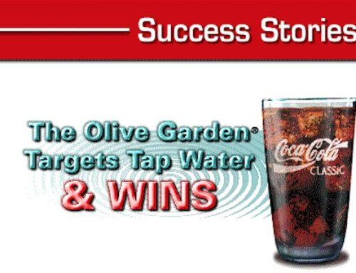 Campagne H2NO de Coke ou comment dissuader les clients de commander de l'eau du robinet des restaurants